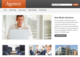 Agency Child Theme